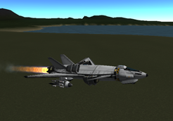 A16 Stock Fighter