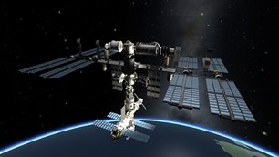 Adam's Stock International Space Station