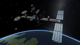Adam's Stock Mir-2 Space Station