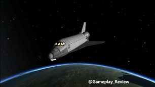 Adam's Stock Space Shuttle