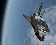 Cormorant Aeronology – Space Shuttle Pack