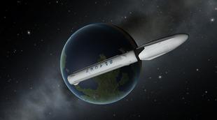 Flexo's SpaceX Interplanetary Transport System