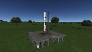 Kerbal Space Program mod Gemini 3