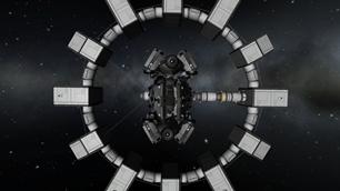 """Interstellar's """"Endurance"""""""