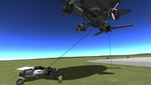 Kerbal Attachment System (KAS)