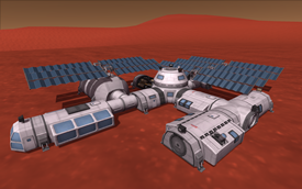 Kerbal Planetary Base Systems