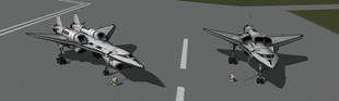 Mk-2 Arrow SSTO series [Stock] [Spaceplane]