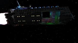 Mother Ship class Carrier 3.0 (stock)