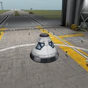 Near Future Spacecraft Parts