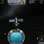 Non-refuel Minimus spacecraft