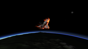 Realistic Mk3 Stock Space Shuttle! 1.2 Updated!