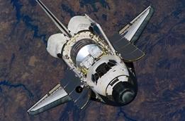 Realistic Nasa Space Shuttle scale 1