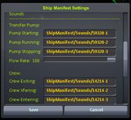 Ship Manifest