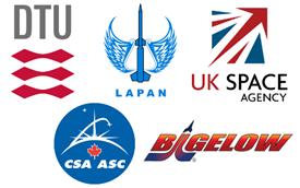 Space Agency Flag Pack