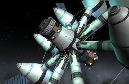TR-0420 Orbital Fueling Station